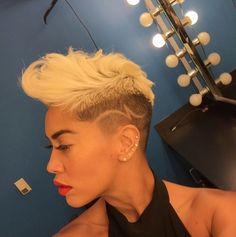 Edgy @sib_vicious - Black Hair Information Community