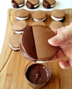 Biscuiti din aluat de clătite,moi ,gustosi si usor de preparat • Gustoase.net