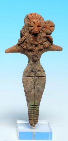 A Terracotta Figurine Balucistan 3rd  millennium  BC