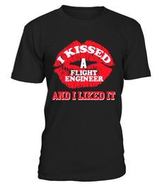 "# I Kissed A Flight Engineer And I Liked It T-Shirt .  Special Offer, not available in shops      Comes in a variety of styles and colours      Buy yours now before it is too late!      Secured payment via Visa / Mastercard / Amex / PayPal      How to place an order            Choose the model from the drop-down menu      Click on ""Buy it now""      Choose the size and the quantity      Add your delivery address and bank details      And that's it!      Tags: Perfect as a gift for boyfriend…"