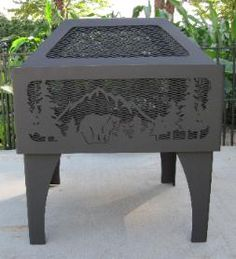 Plasma Table Artwork Patterns | ... Ranch Signs, Business Signs, Metal Art, Fire Pits, Gates, and HVAC