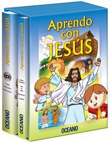 LIBROS DVDS CD-ROMS ENCICLOPEDIAS EDUCACIÓN PREESCOLAR PRIMARIA SECUNDARIA PREPARATORIA PROFESIONAL: APRENDO CON JESÚS