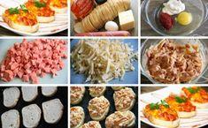 NapadyNavody.sk | Zbierka 13 receptov na najlepšie chuťovky z pečiva, ktoré si môžete pripraviť na raňajky, desiatu alebo večeru Mayonnaise, Ketchup, Hungarian Recipes, Mashed Potatoes, Food And Drink, Menu, Snacks, Breakfast, Ethnic Recipes