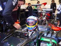 Alonso Australian GP 2016