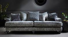 Maggie large sofa from Ashley Manor Upholstery, available online from Get Furnished.