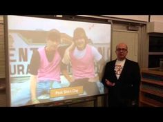HEROES WEAR PINK: Matt Langdon (from the Hero Construction Company) on teen heroism and beating the bystander - bully effect!