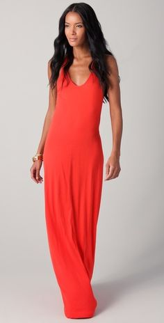 i like the back...need some maxi dresses for summer!