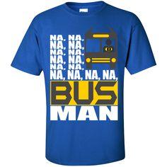 MBIT Exclusive Bus Driver Custom Ultra Cotton T-Shirt