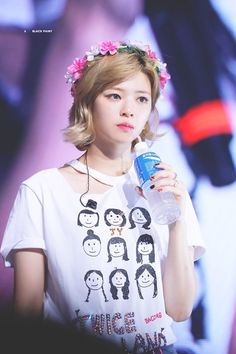 Tbh I drink water bottles with a straw too Suwon, Twice Show, Twice Jungyeon, Nayeon, Kpop Girl Groups, Korean Girl Groups, Kpop Girls, The Band, Dahyun