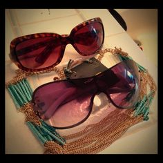 Steve Madden Accessories - Two pair of sunglasses