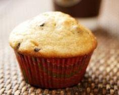 Muffins aux pépites de chocolat simples (facile, rapide) - Une recette CuisineAZ