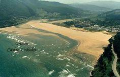 Playa canina de Oriñon