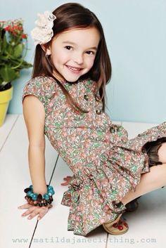 vestidos originales para niñas  Minimoda.es                                                                                                                                                      Más