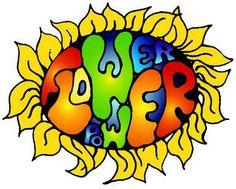 flower power 60's