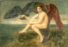 Simeon Solomon - 1871 - Dawn