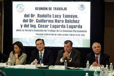 Presidente del fideicomiso río sonora informó a diputados sobre el avance de acciones en zona afectada