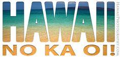 Fun animated gifs of Hawaii