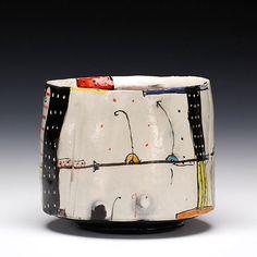 Schaller Gallery : Artist : Bede Clarke : Bowl