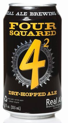 Four Squared. This beer from a Blanco, Texas, brewery is just right for summer sipping.
