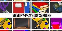 Specjalni czyli nowe technologie w szkołach specjalnych: PRZYBORY SZKOLNE- MEMORY Speech Language Therapy