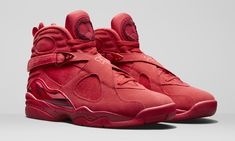 b4317c2818963f Celebrate Valentine s Day With These Air Jordan 8s Nike Id Shoes