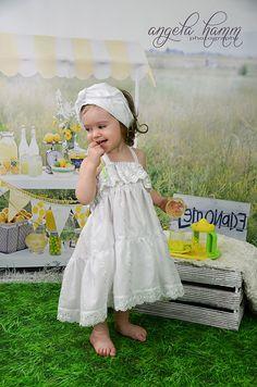 Baby Cora's top dress and Maxi Dress PDF by CreateKidsCouture