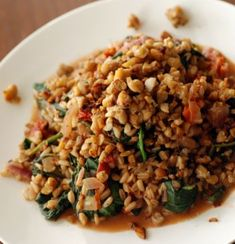 Fried Rice, Fries, Ethnic Recipes, Fitness, Food, Gymnastics, Hoods, Meals, Nasi Goreng