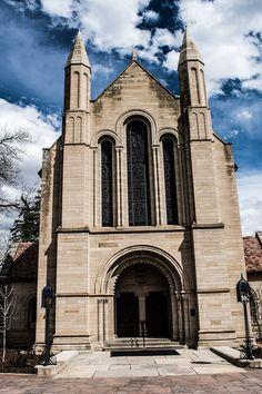 Shove Chapel, Colorado College, Churches