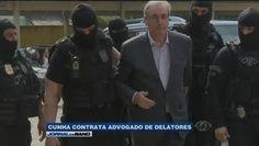 Portal Galdinosaqua: Cunha contrata escritório jurídico de delação premiada