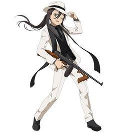 ★7【愛のスナイパー】キリト [Mafia costume]