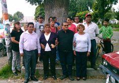 Líderes petistas se suman con Víctor Manuel Ávila en el II