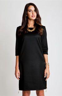 Siyah Elbise   Nisa Kalo