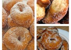 Rosquillas con Thermomix Receta de La cucharita de Patricia - Cookpad Doughnut, Cooking, Desserts, Robot, Donut Hole Recipe, Meal, Beverages, Kochen, Deserts