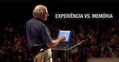 Para quê e/ou para quem? Experiência vs. Memória