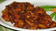 Kallummakaya Varattiyathu- Mussels fry is one of the famous Kerala recipes which are popular one in north side of Kerala. Kallumakkaya is one of the seafood with shell. It is one of the common sea foods. For more visit http://cookingmanna.com