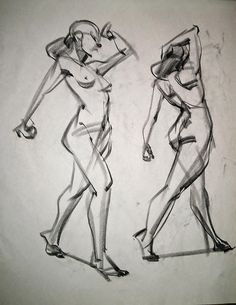Ben Lo's creation: Life Drawings