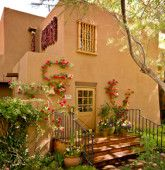 That Enchanting Small Hotel in Santa Fe, with no hidden fees!  One of Conde Nast Traveler's 2012 Reader's Choice Top 25 Southwest Hotels! Winner of TripAdvisor's 2012 Badge of Excellence. A perfect location in the heart of downtown, between the historic Santa Fe Plaza and the Canyon Road art galleries, where you'll find a haven of privacy, comfort and charm in a garden courtyard setting, tucked behind adobe walls. 72 rooms & suites, furnished in distinctive Southwestern décor, feature ...