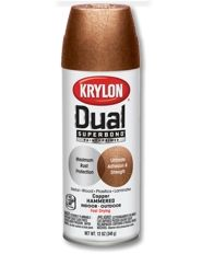 Dual® Superbond® Paint + Primer Hammered Finish - | Krylon
