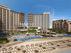 Puerto Vallarta - Now Amber Resort & Spa - Click on the image for more information about the destination or contact us at 1-888-700-TRIP.