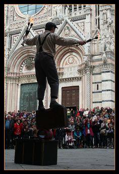 Siena, Tuscany, Italy Copyright: Wiktor Czerwinski