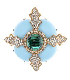 Carole Tanenbaum Vintage Collection  1960s KJL Pin