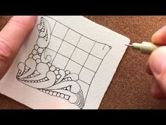 Welcome to the wonderful world of Zentangle creativity! Thank you for visiting. The Zentangle Method is an easy-to-learn, relaxing, and fun way to create beautiful images by drawing structured patterns. Explore the links on the left to learn more about the benefits and beauty of the Zentangle Method and our nourishing