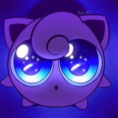 pokumiiart:     ゚✧  Little Jiggly gazing at the stars  ✧゚ Speedpaint:https://www.youtube.com/watch?v=DAsUlUtxpJM