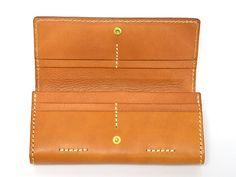 ソフトレザーの長財布 | HERZ (ヘルツ)