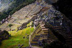 Machu Picchu by Gail Johnson, via Flickr