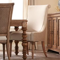 My Fanning Linen Dining Chair beckons guests to settle down for indulgent long weekend lunches in elegant Hamptons style… http://www.maxsparrow.com.au/products/fanning-linen-dining-chair