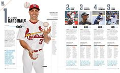 ESPN The Magazine baseball preview