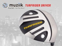 Easy Peasy Long! TurfRider Driver by Muziik