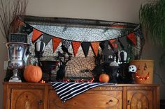 design dump: halloween decor
