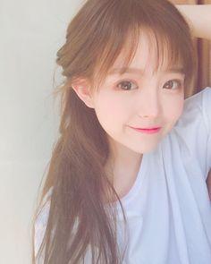 Nick name: Oocyte Tên weibo: 卵母细胞 Ulzzang Korean Girl, Cute Korean Girl, Cute Asian Girls, Beautiful Asian Girls, Cute Girls, Korean Beauty, Asian Beauty, Tsuyu Cosplay, Japonese Girl